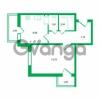 Продается квартира 1-ком 36.12 м² Колтушское шоссе 1к 3, метро Улица Дыбенко