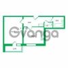 Продается квартира 1-ком 36.92 м² Колтушское шоссе 1к 3, метро Улица Дыбенко