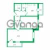 Продается квартира 2-ком 56.13 м² Колтушское шоссе 1к 3, метро Улица Дыбенко
