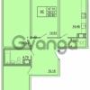Продается квартира 3-ком 83.31 м² Колтушское шоссе 1к 3, метро Улица Дыбенко