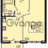Продается квартира 1-ком 37.31 м² Колтушское шоссе 1к 3, метро Улица Дыбенко