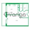 Продается квартира 1-ком 37.74 м² Колтушское шоссе 1к 3, метро Улица Дыбенко