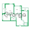 Продается квартира 3-ком 80.28 м² Колтушское шоссе 1к 3, метро Улица Дыбенко