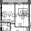 Продается квартира 1-ком 38 м² улица Крыленко 1, метро Улица Дыбенко