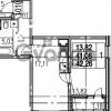 Продается квартира 1-ком 42.26 м² Парашютная улица 54, метро Комендантский проспект