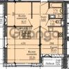Продается квартира 2-ком 55 м² Советский проспект 24, метро Рыбацкое