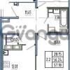 Продается квартира 2-ком 56 м² улица Пионерстроя 27, метро Проспект Ветеранов