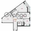 Продается квартира 3-ком 101 м² Немецкая улица 1, метро Улица Дыбенко