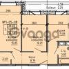 Продается квартира 2-ком 54.56 м² Советский проспект 24, метро Рыбацкое