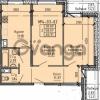 Продается квартира 2-ком 60.91 м² Советский проспект 24, метро Рыбацкое