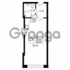 Продается квартира 1-ком 28.63 м² Дальневосточный проспект 40, метро Улица Дыбенко