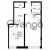 Продается квартира 1-ком 50.83 м² Дальневосточный проспект 40, метро Улица Дыбенко