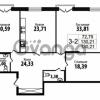 Продается квартира 3-ком 130.21 м² Кирочная улица 57, метро Чернышевская