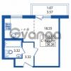 Продается квартира 1-ком 25 м² Охтинская аллея 2, метро Девяткино