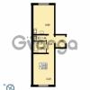 Продается квартира 1-ком 41.5 м² Южное шоссе 110, метро Международная