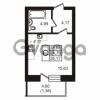 Продается квартира 1-ком 26.17 м² бульвар Менделеева 7, метро Девяткино