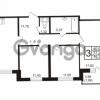 Продается квартира 3-ком 79 м² бульвар Менделеева 13, метро Девяткино