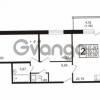 Продается квартира 2-ком 65 м² бульвар Менделеева 13, метро Девяткино