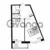 Продается квартира 1-ком 40 м² бульвар Менделеева 13, метро Девяткино