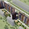 Продается квартира 3-ком 76.87 м² улица Шувалова 1, метро Девяткино