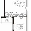 Продается квартира 1-ком 45.1 м² бульвар Менделеева 11, метро Девяткино