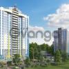 Продается квартира 1-ком 43.06 м² Среднерогатская улица 1, метро Звездная
