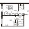 Продается квартира 1-ком 42 м² проспект Энергетиков 9, метро Ладожская