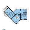 Продается квартира 2-ком 64.26 м² Ленинский проспект 69, метро Проспект Ветеранов