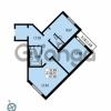 Продается квартира 2-ком 67.6 м² Ленинский проспект 69, метро Проспект Ветеранов