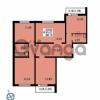 Продается квартира 4-ком 98.19 м² Ленинский проспект 69, метро Проспект Ветеранов