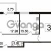 Продается квартира 3-ком 103.8 м² Пискаревский проспект 3, метро Площадь Ленина