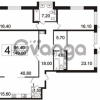 Продается квартира 4-ком 149 м² Пискаревский проспект 3, метро Площадь Ленина