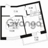 Продается квартира 1-ком 38 м² Кушелевская дорога 5к 5, метро Лесная