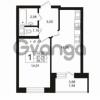 Продается квартира 1-ком 39 м² Кушелевская дорога 5к 5, метро Лесная