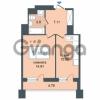 Продается квартира 1-ком 36.37 м² Дунайский проспект 7, метро Звёздная
