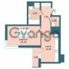Продается квартира 1-ком 43.39 м² Дунайский проспект 7, метро Звёздная
