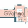 Продается квартира 1-ком 62.36 м² Дунайский проспект 7, метро Звёздная