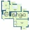 Продается квартира 3-ком 84.52 м² Дунайский проспект 7, метро Звёздная