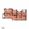Продается квартира 4-ком 107.24 м² Южное шоссе 114, метро Международная