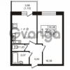 Продается квартира 1-ком 35.86 м² Советский проспект 42, метро Рыбацкое