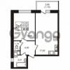 Продается квартира 1-ком 38.92 м² Советский проспект 42, метро Рыбацкое