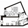 Продается квартира 1-ком 36 м² Русановская улица 15к 1, метро Пролетарская