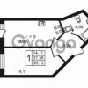 Продается квартира 1-ком 39 м² Русановская улица 15к 1, метро Пролетарская