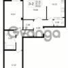 Продается квартира 3-ком 91.77 м² Малый пр. В.О. 64, метро Василеостровская