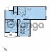 Продается квартира 2-ком 48.02 м² Парашютная улица 52, метро Комендантский проспект