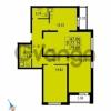 Продается квартира 3-ком 79.68 м² Парашютная улица 52, метро Комендантский проспект