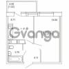 Продается квартира 1-ком 32.63 м² Кушелевская дорога 5к 5, метро Лесная