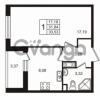 Продается квартира 1-ком 31 м² улица Пионерстроя 29, метро Проспект Ветеранов