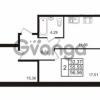 Продается квартира 2-ком 56.56 м² Европейский проспект 14, метро Улица Дыбенко