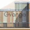 Продается квартира 1-ком 41 м² Петровский бульвар 3, метро Девяткино